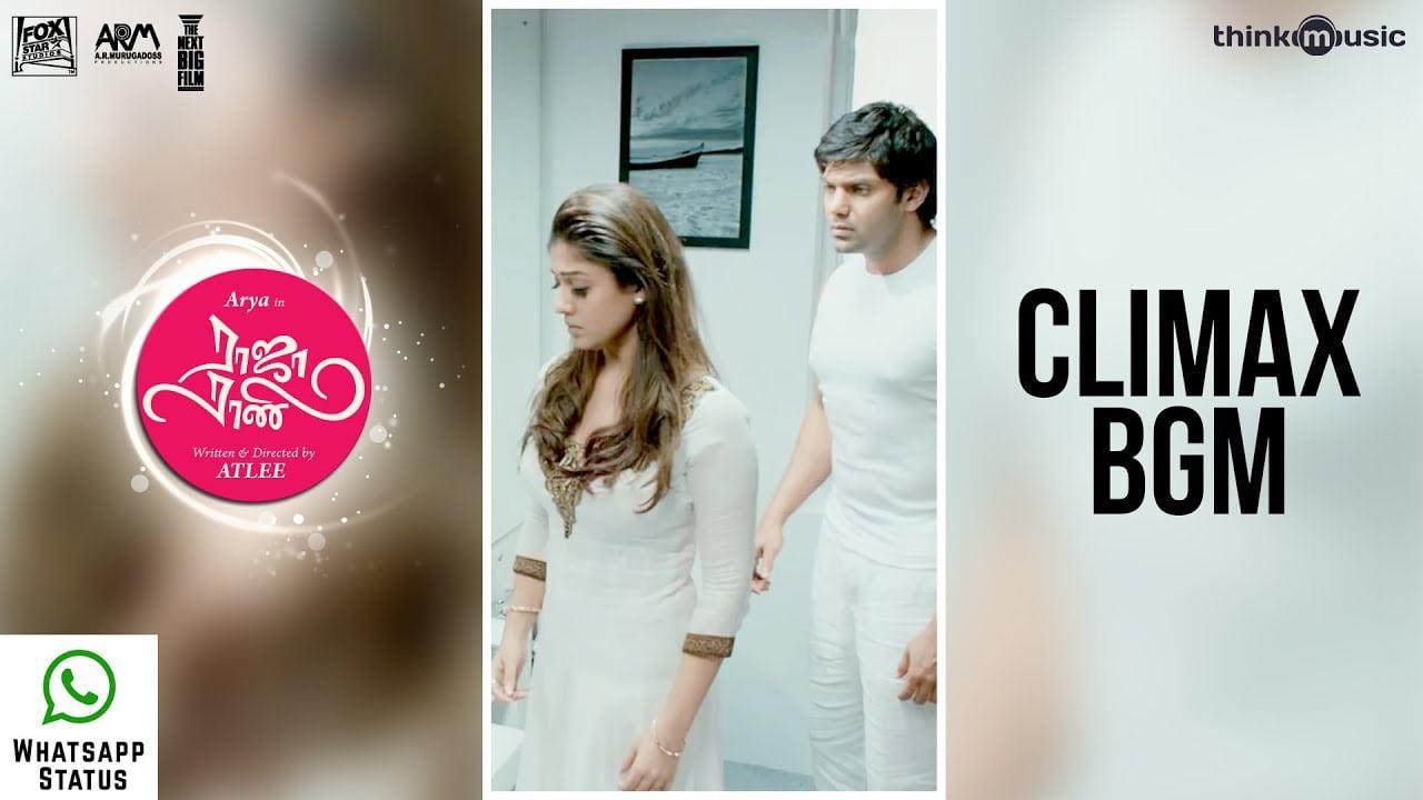 Raja Rani Movie Whatsapp Status Video Download
