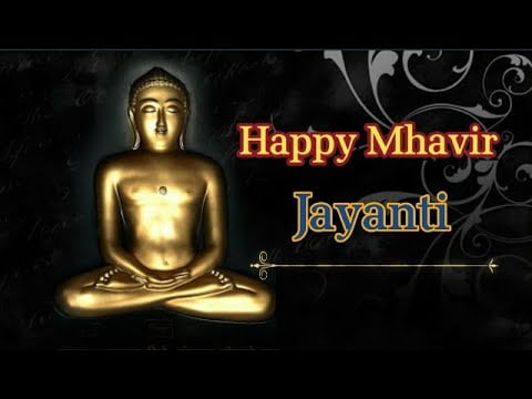 Happy Mahavir Jayanti Whatsapp Status