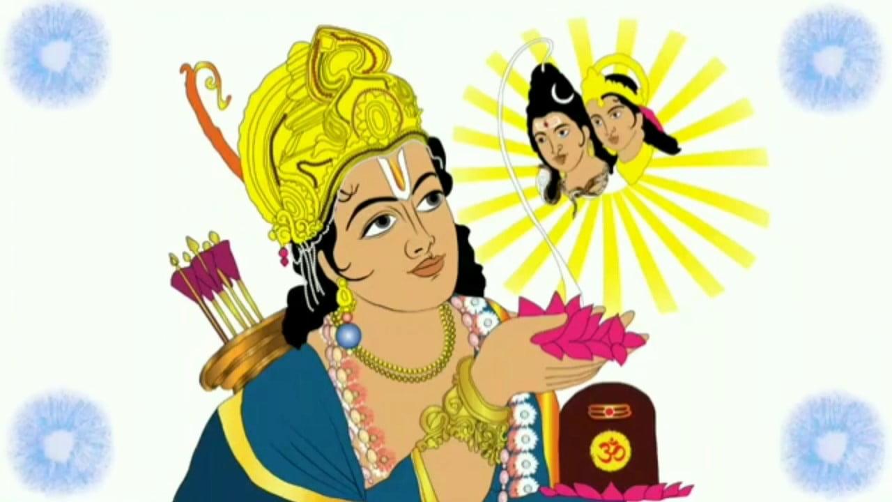 Ram Navami Status In Sanskrit