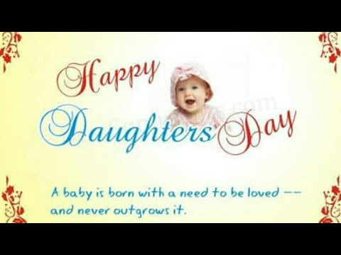 daughters day special status