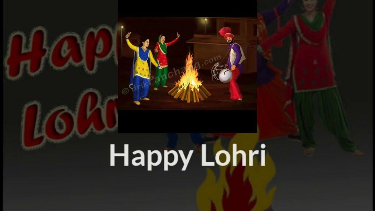 lohri whatsapp status