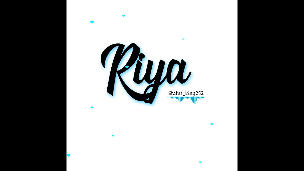 riya name status