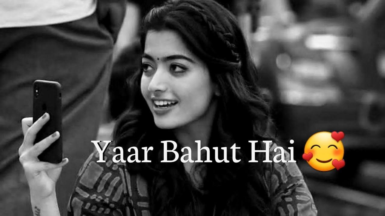romantic status hindi shayari