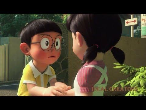 shizuka nobita love status
