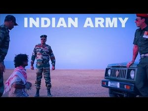 whatsapp status of indian army