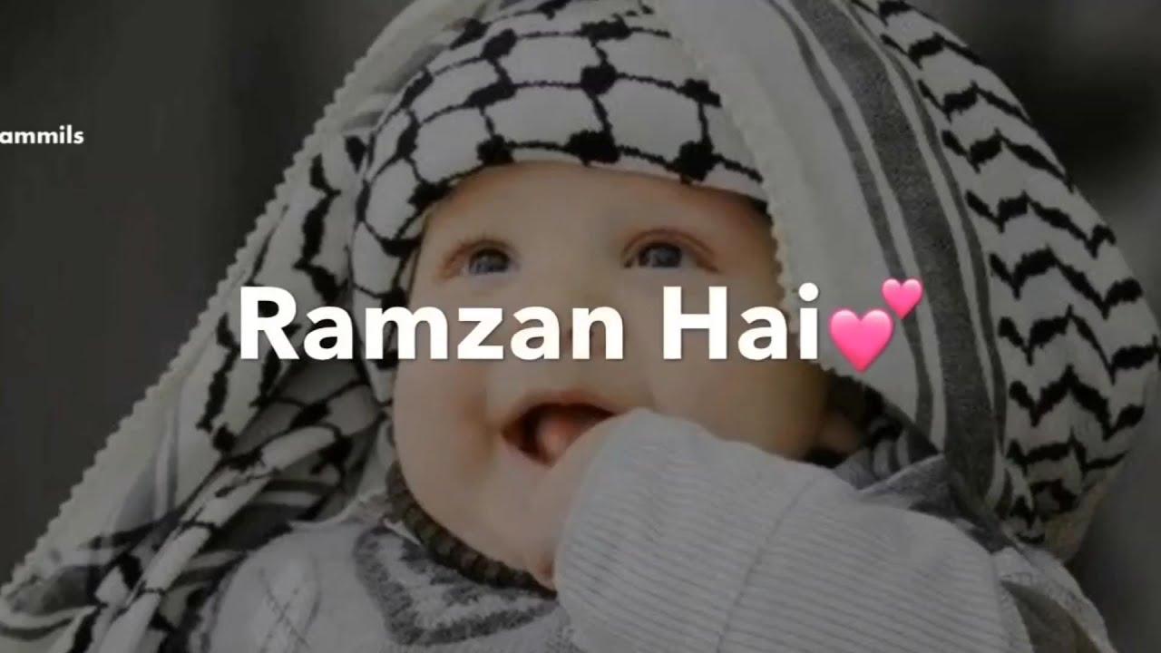 whatsapp status of ramzan mubarak