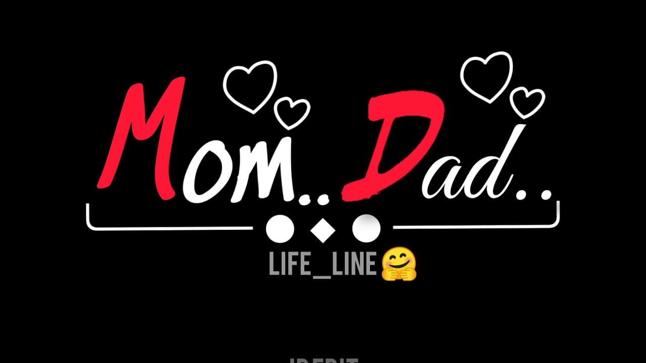 Dad Mom Whatsapp Status
