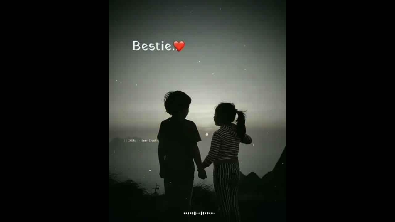 Dear Best Friend Status