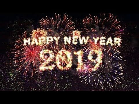 Happy New Year 2019 Whatsapp Status