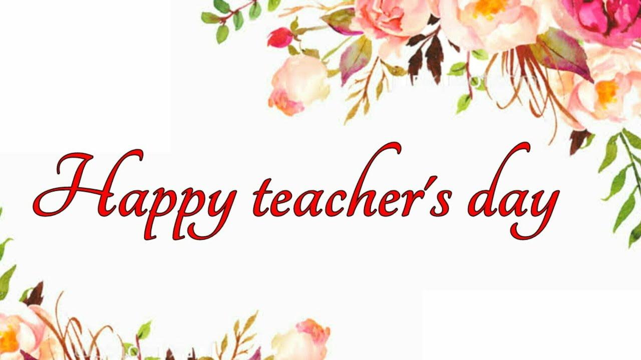 teachers day wishes status