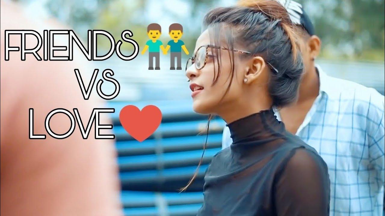 friendship vs love status for whatsapp