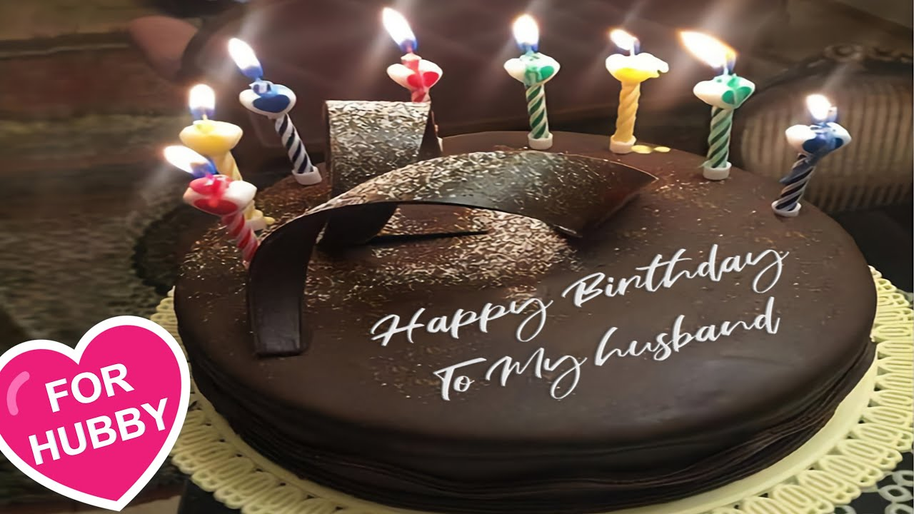 Husband Birthday Status Song