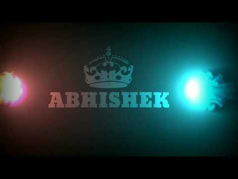 abhishek name status