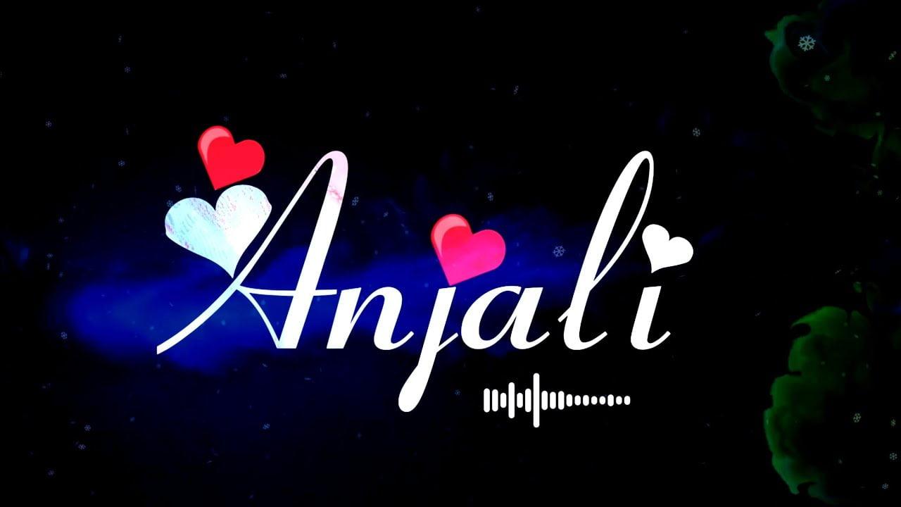 anjali status
