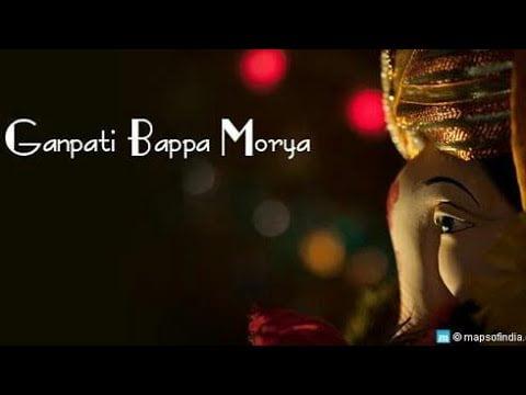 ganesh chaturthi whatsapp status video download