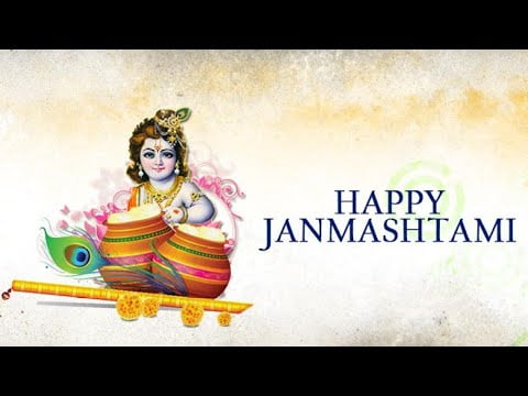 Happy Janmashtami 2020 Status Download