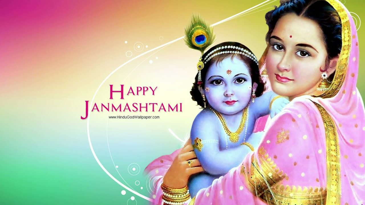 Happy Janmashtami Whatsapp Status Video Download Free