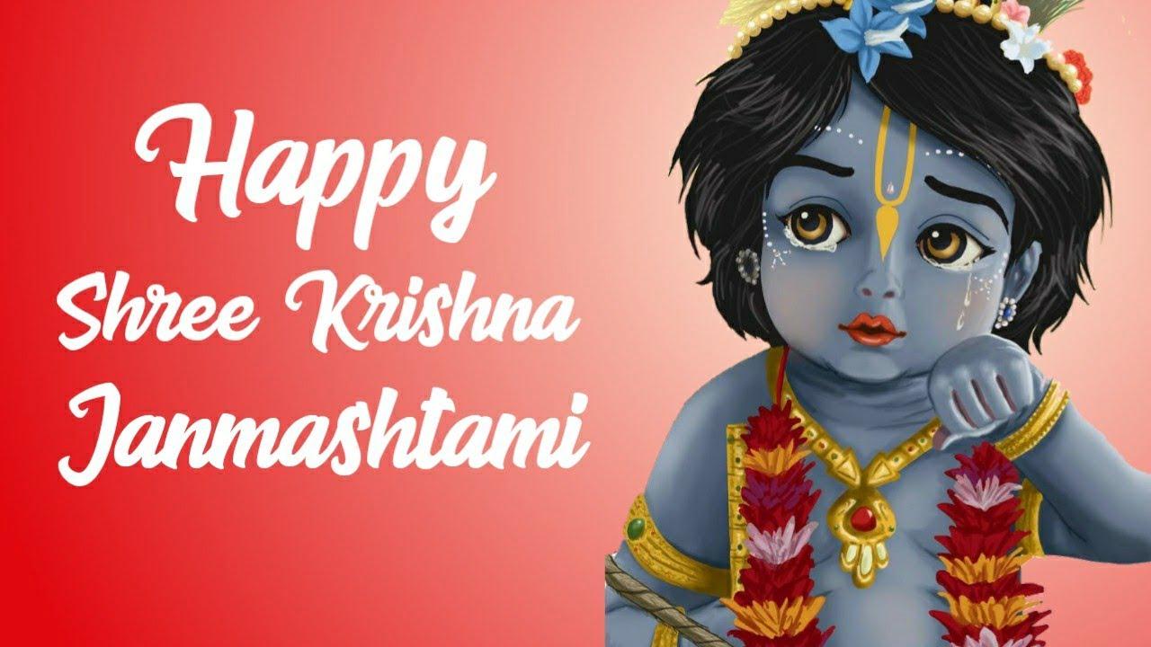 Krishna Janmashtami Fb Status In Hindi