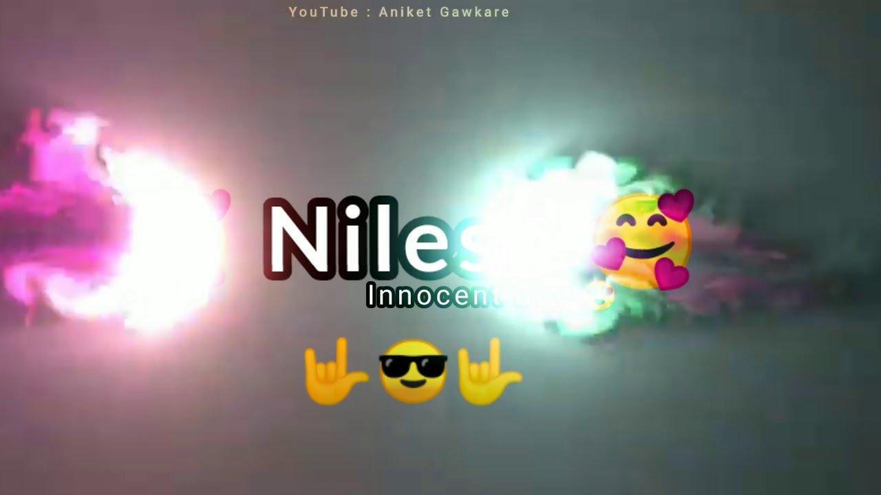 nilesh name status