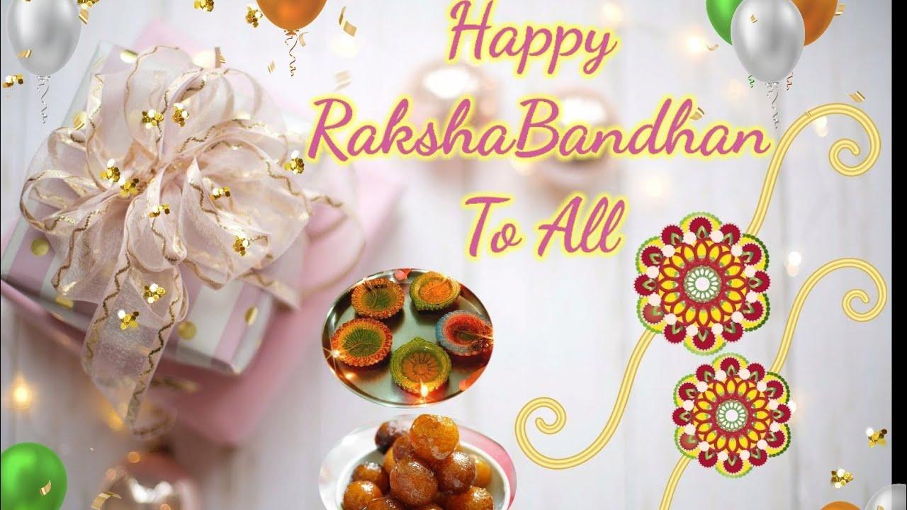 rakhi bandhan whatsapp status video