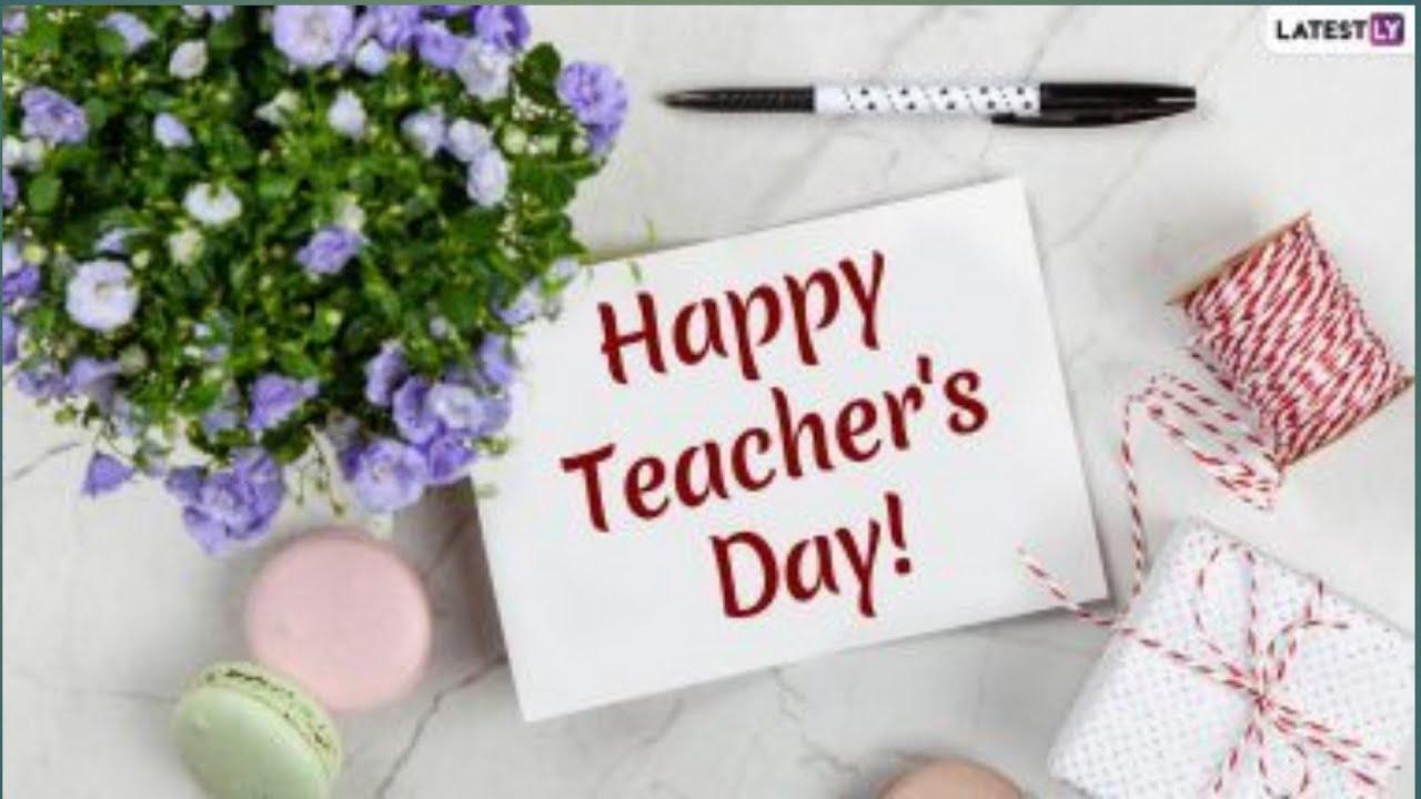 Status Happy Teachers Day