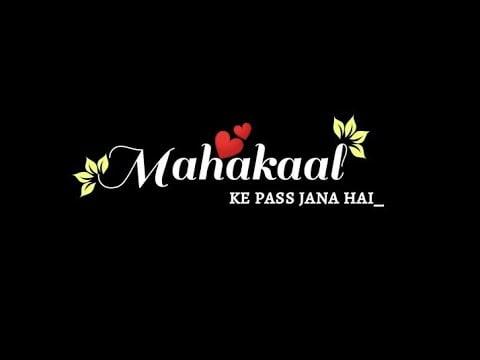 whatsapp status bholenath