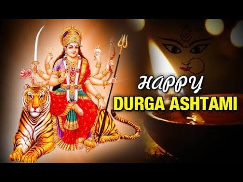 durga ashtami status in english
