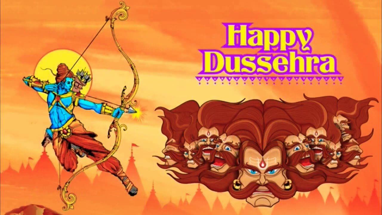 Dussehra Images For Whatsapp Status