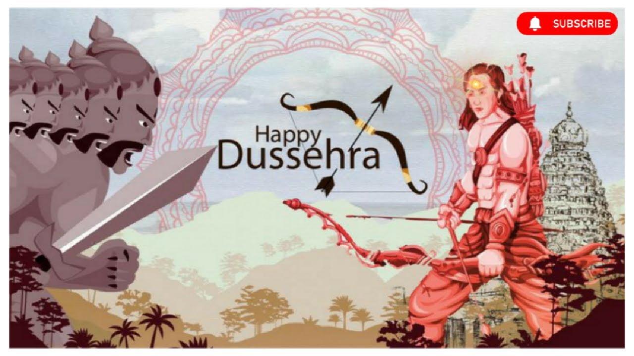 Dussehra Status Video Song