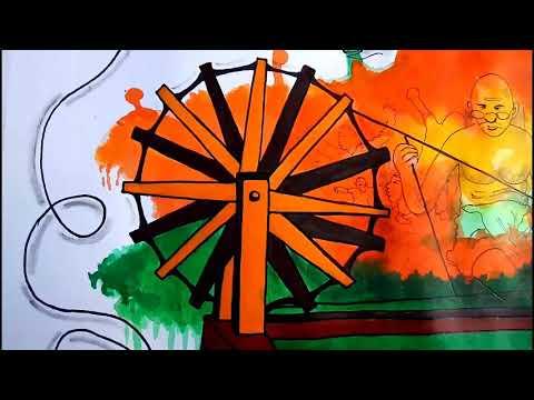 gandhi jayanti 2020 status