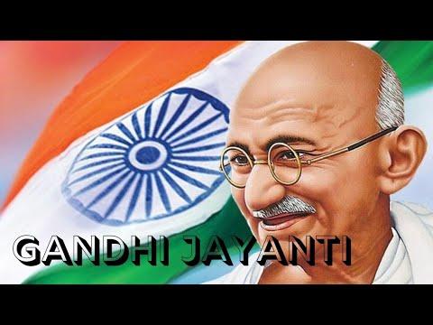 Gandhi Jayanti Status Download
