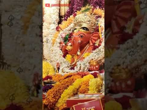 Ganpati Bappa Morya Whatsapp Video