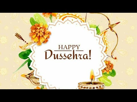 happy dussehra whatsapp status video download