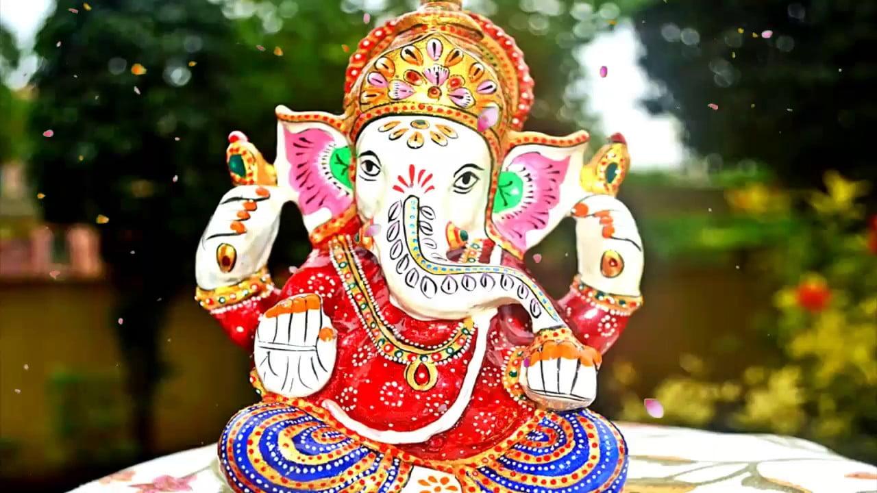happy ganesh chaturthi whatsapp stickers