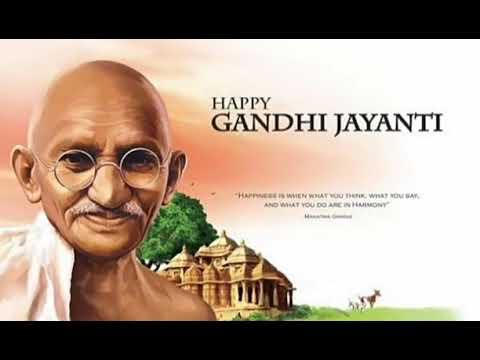 mahatma gandhi birthday status sharechat