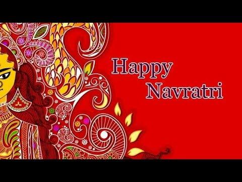 navratri images for whatsapp status