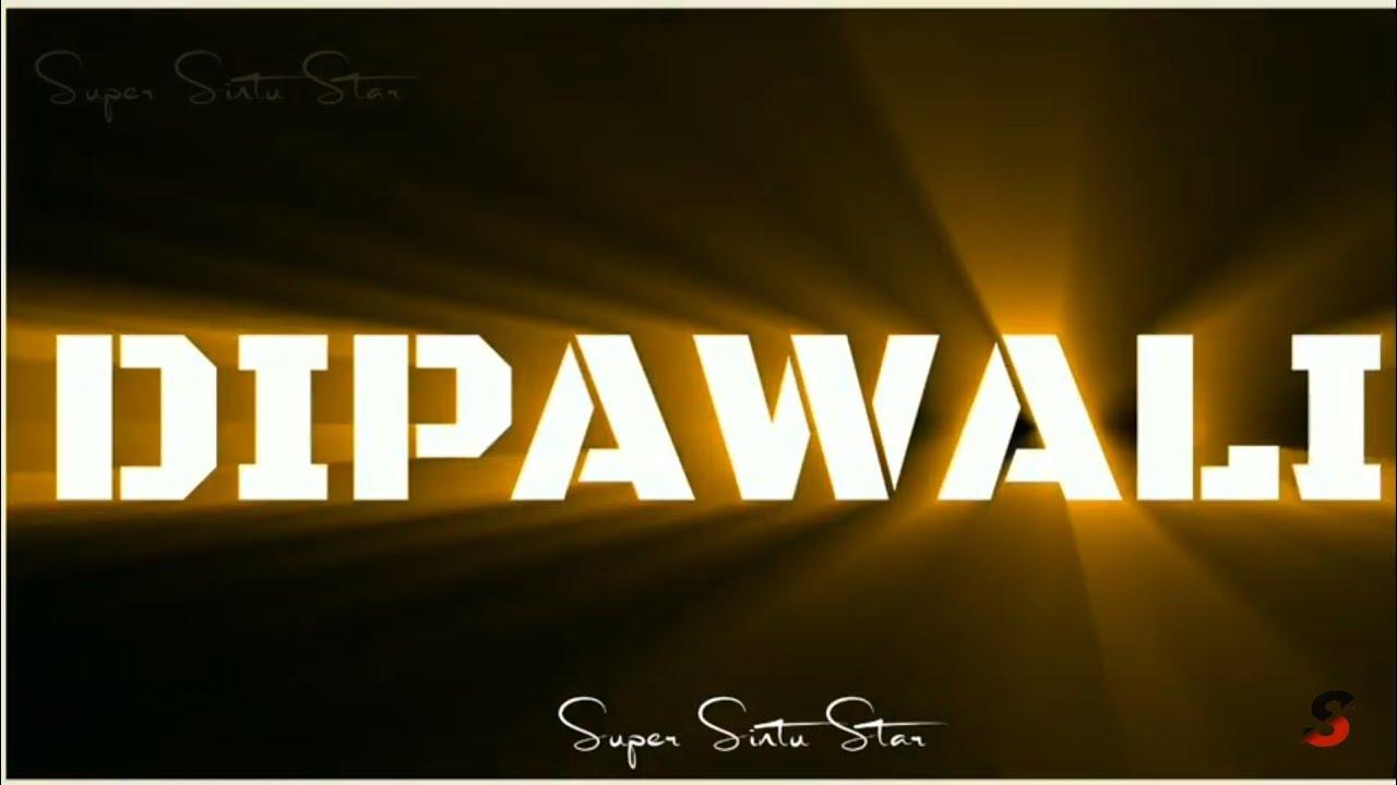 happy diwali status video download free